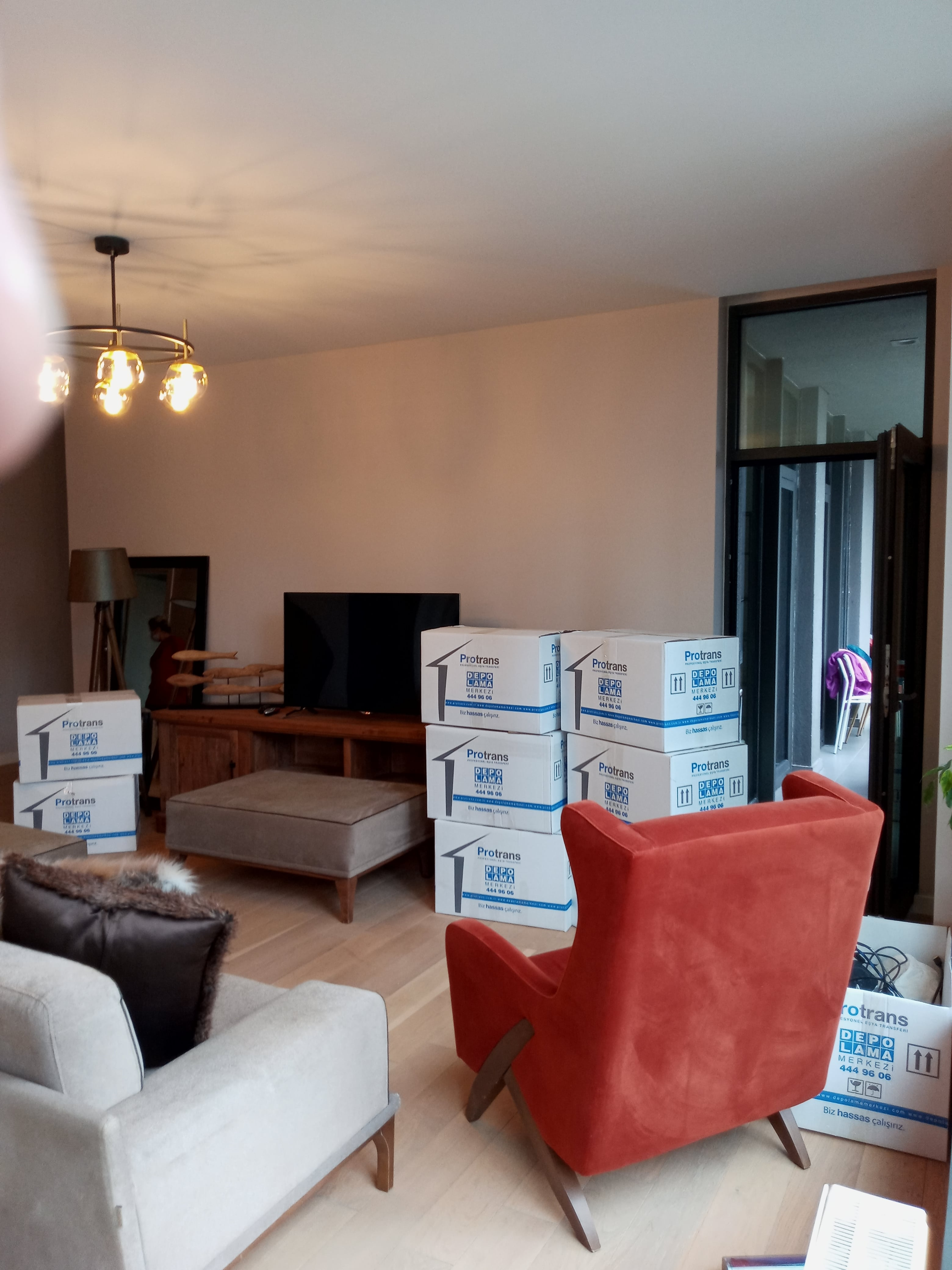 Paketleme Ambalajlama ve Eşya Transferi