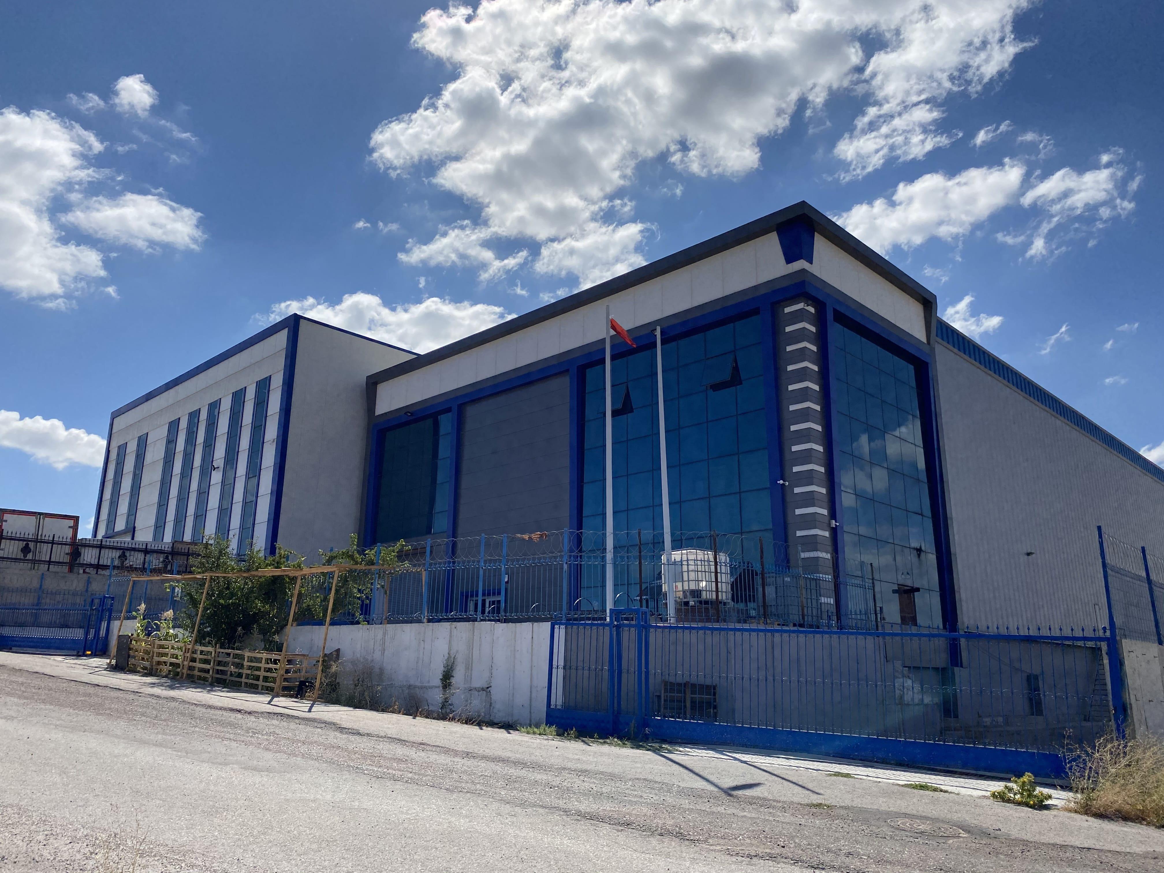 Ankara Eşya Depolama Merkezi