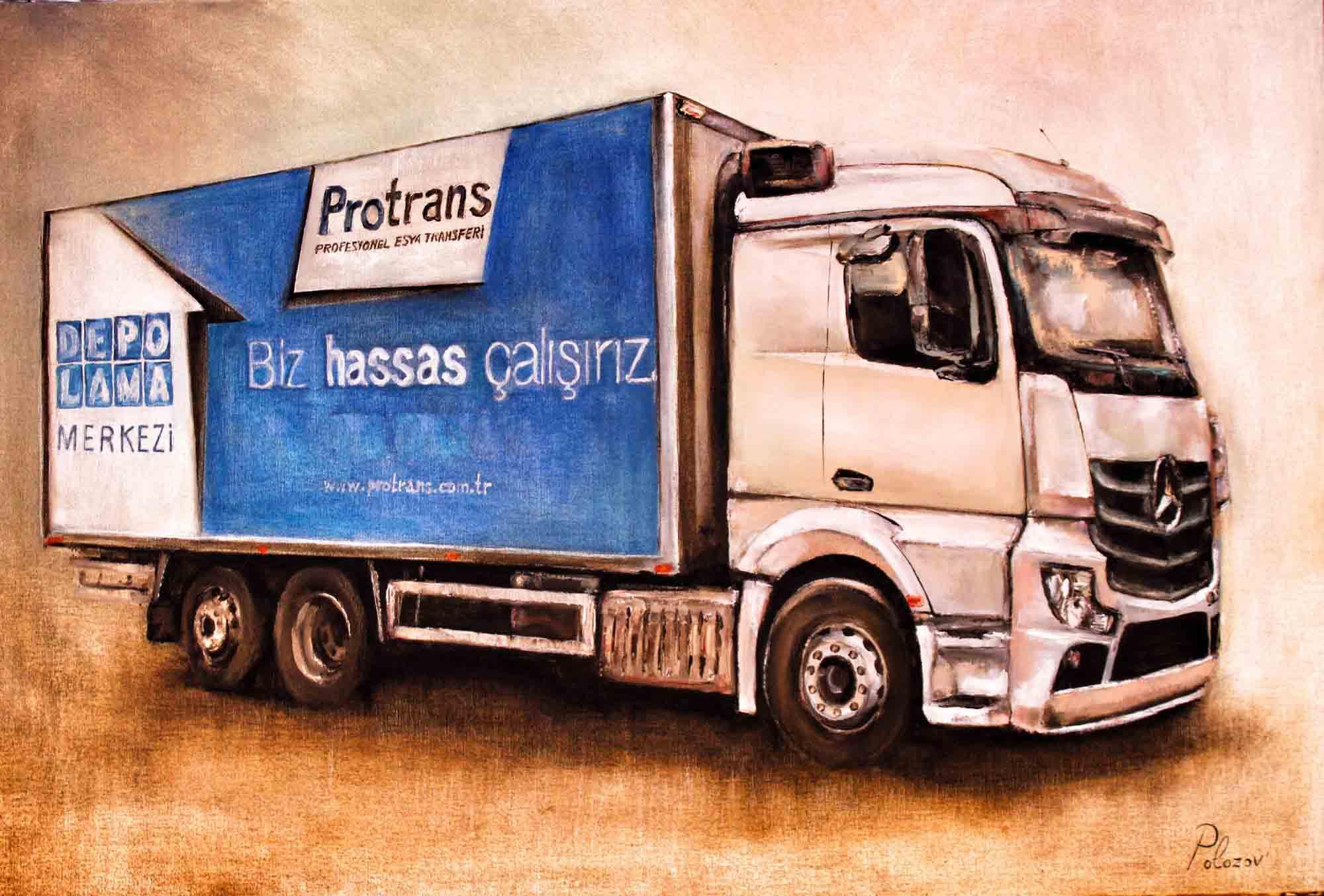 Şehiriçi Taşımacılık - Polozov